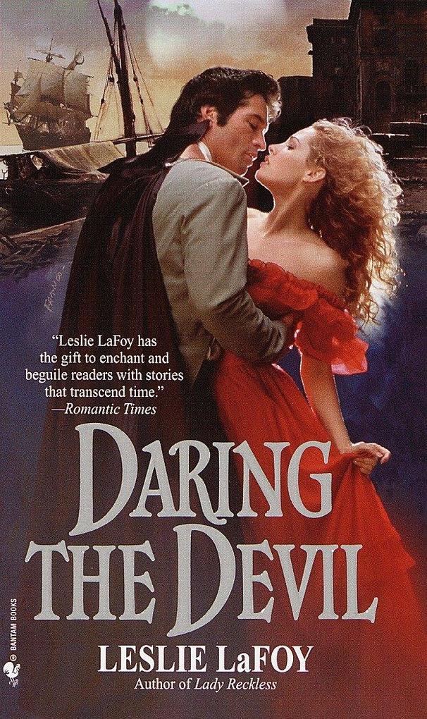 Daring the Devil als Taschenbuch
