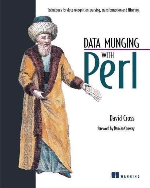 Data Munging with Perl als Taschenbuch