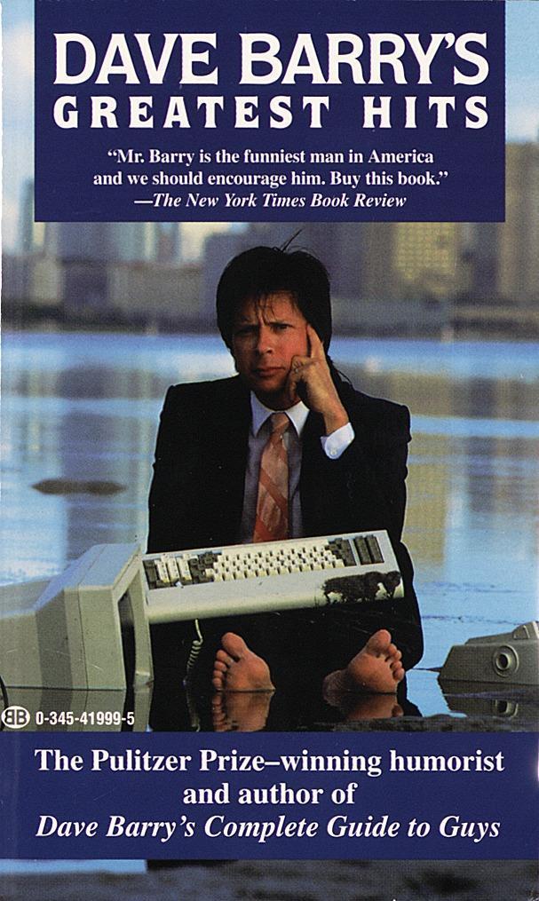 Dave Barry's Greatest Hits als Taschenbuch