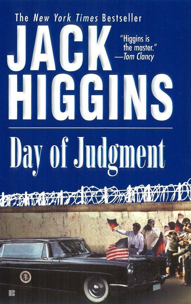 Day of Judgment als Taschenbuch