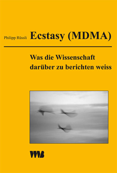 Ecstasy (MDMA) als Buch
