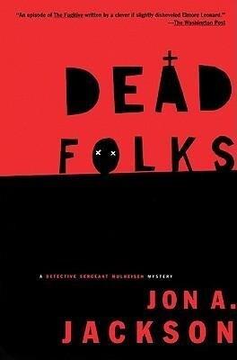 Dead Folks: A Detective Sergeant Mullheisen Mystery als Taschenbuch