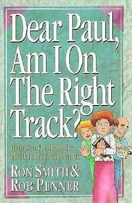 Dear Paul, Am I on the Right Track? als Taschenbuch