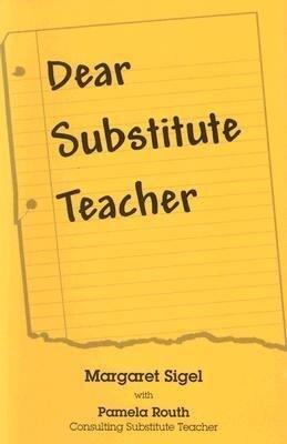 Dear Substitute Teacher als Taschenbuch