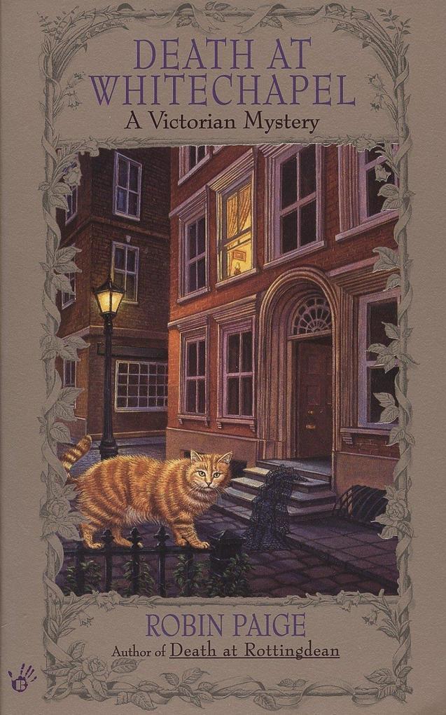 Death at Whitechapel als Taschenbuch
