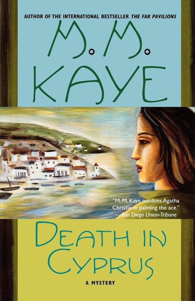 Death in Cyprus als Buch