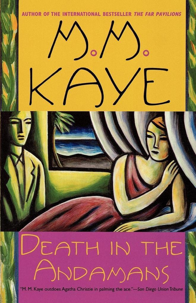 Death in the Andamans als Taschenbuch
