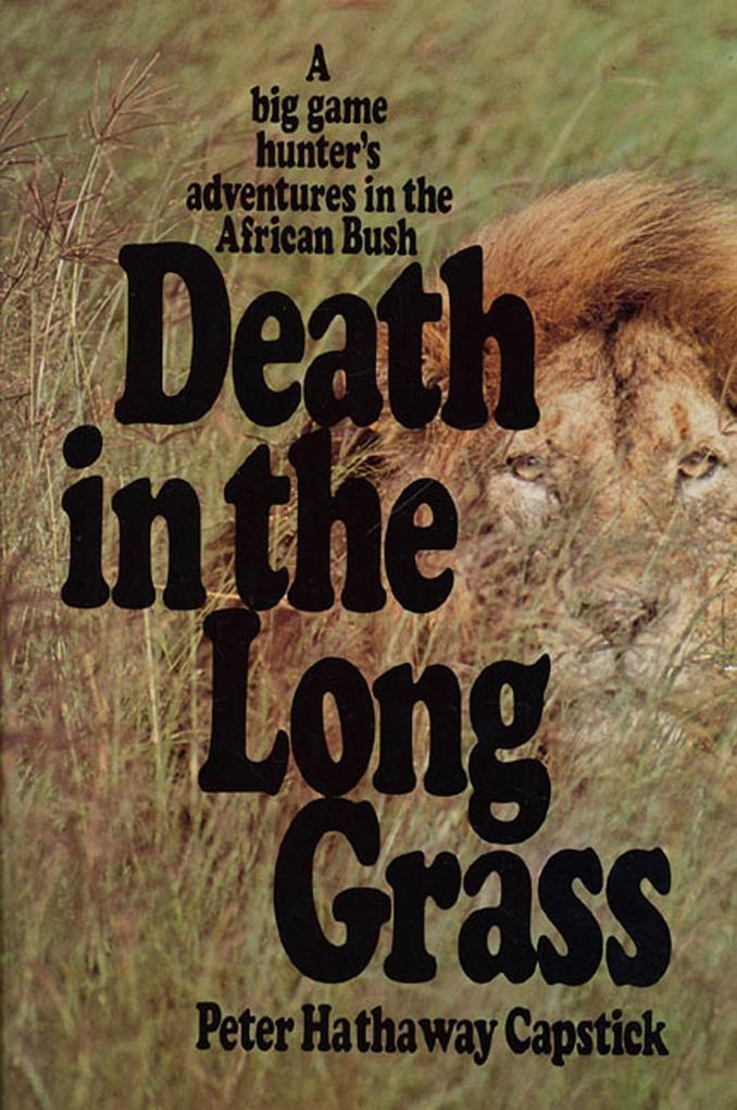 Death in the Long Grass als Buch