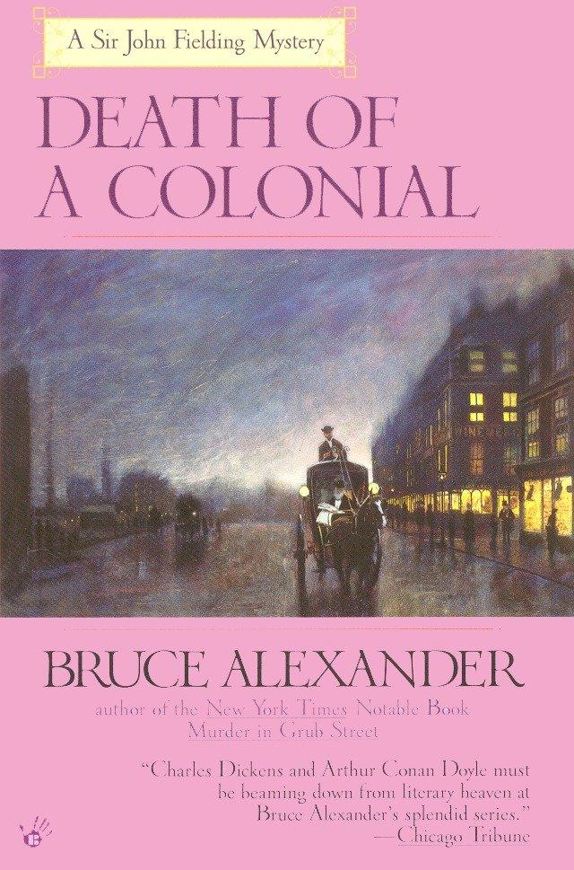 Death of a Colonial als Taschenbuch