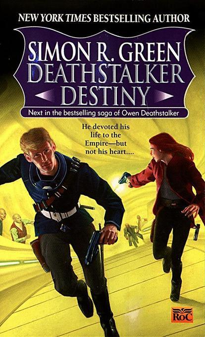 Deathstalker Destiny als Taschenbuch