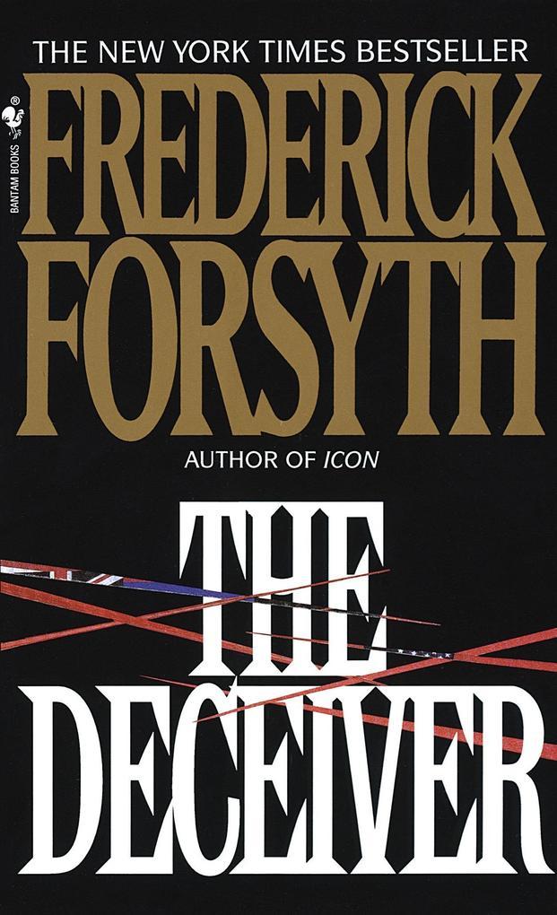 The Deceiver als Taschenbuch