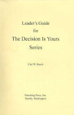 Decision is Yours: Leader's Guide als Taschenbuch