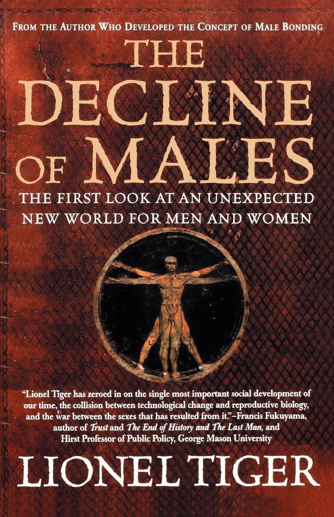 The Decline of Males als Taschenbuch
