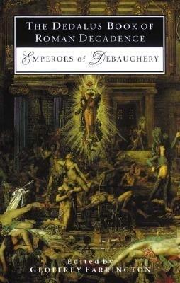 Book of Roman Decadence als Taschenbuch