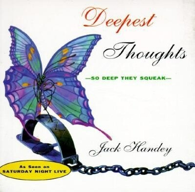 Deepest Thoughts: So Deep They Squeak als Taschenbuch