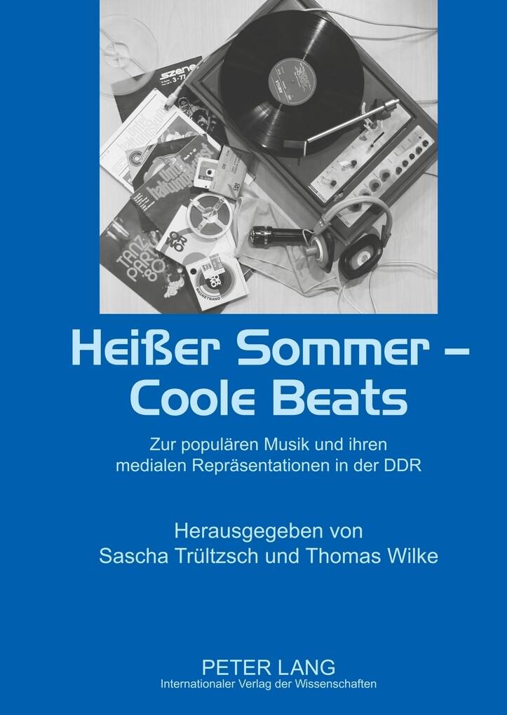Heißer Sommer - Coole Beats als Buch
