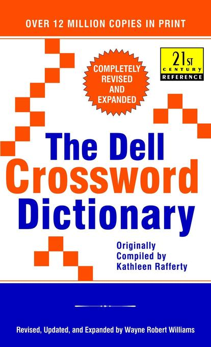 The Dell Crossword Dictionary: Completely Revised and Expanded als Taschenbuch