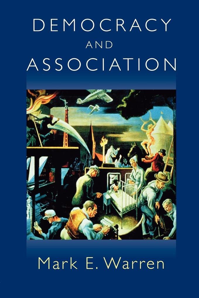 Democracy and Association als Taschenbuch