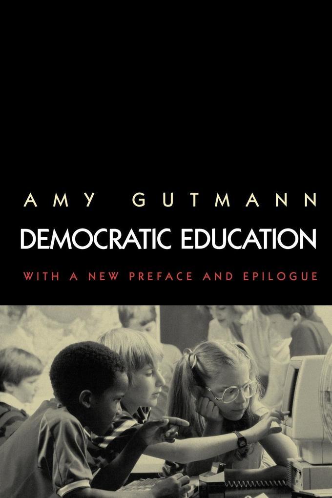 Democratic Education als Taschenbuch