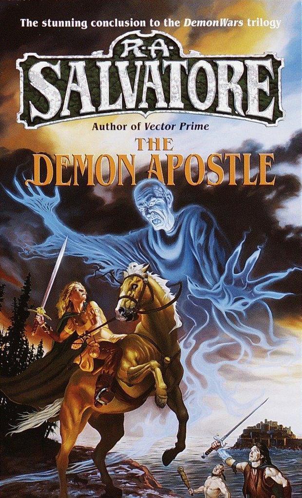 The Demon Apostle als Taschenbuch