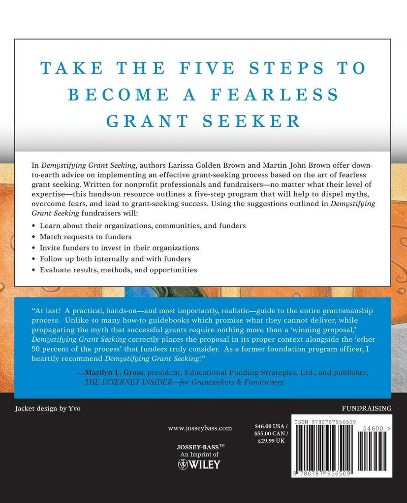Demystifying Grantseeking: What You Really Need to Get Grants als Buch