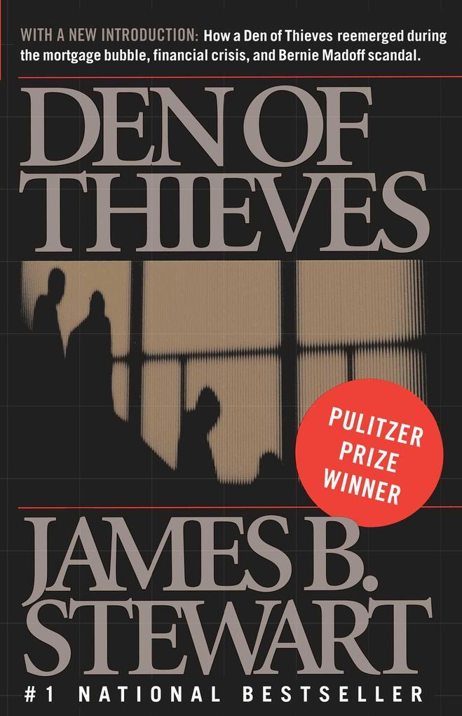 Den of Thieves als Taschenbuch