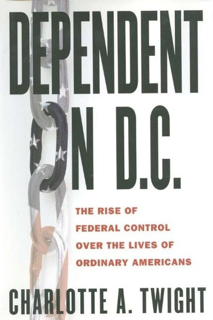 Dependent on D.C. als Buch