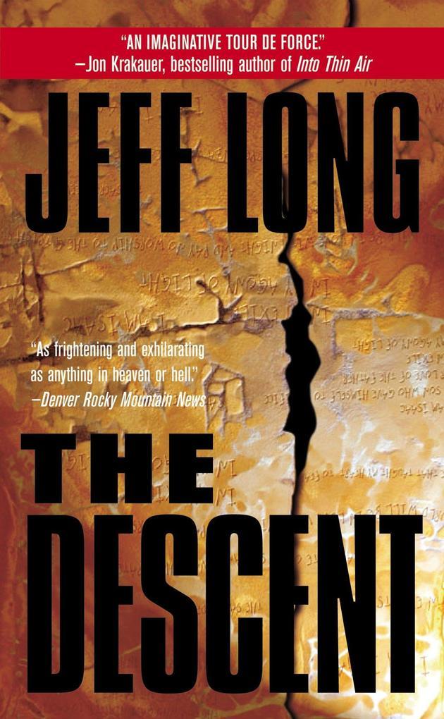 The Descent als Taschenbuch