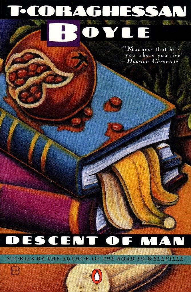 Descent of Man: Stories als Taschenbuch