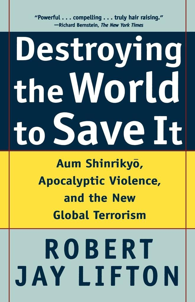 Destroying the World to Save It als Taschenbuch