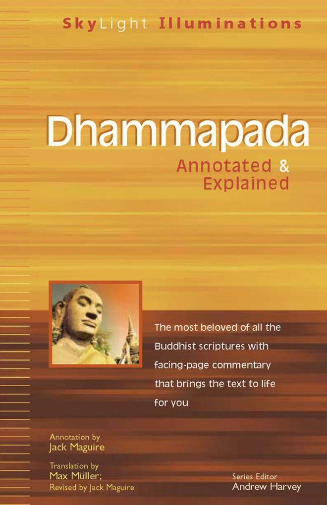 Dhammapada: Annotated & Explained als Taschenbuch