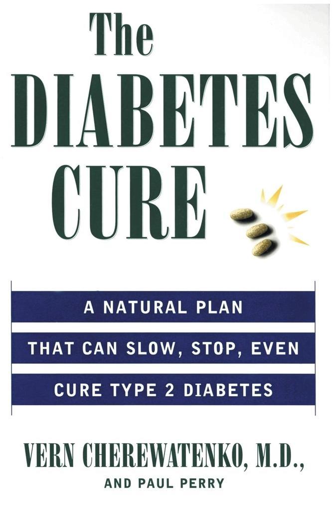 Diabetes Cure, The als Taschenbuch