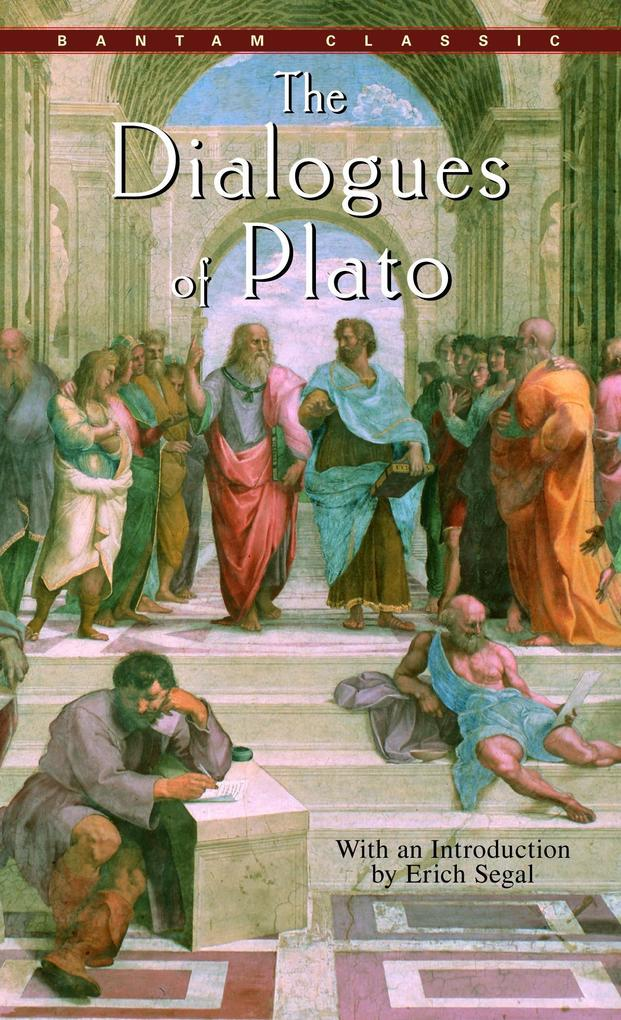 The Dialogues of Plato als Taschenbuch