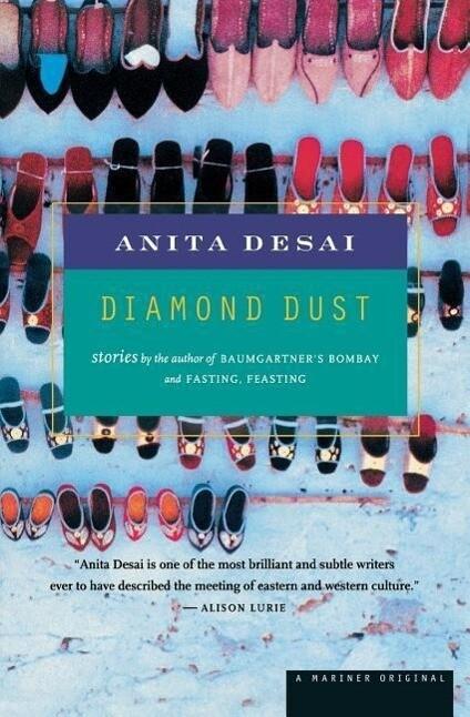 Diamond Dust: Stories als Taschenbuch