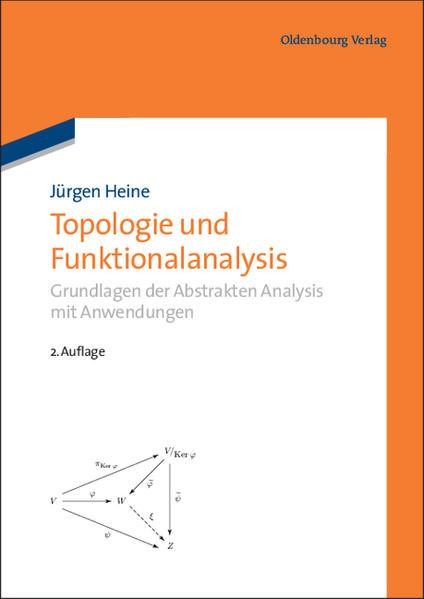 Topologie und Funktionalanalysis als Buch