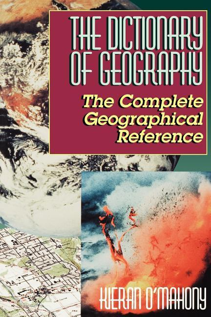 The Dictionary of Geography als Taschenbuch