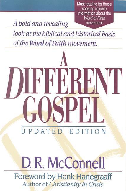 A Different Gospel: Updated Edition als Taschenbuch