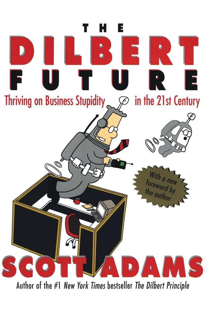 Dilbert Future, The als Taschenbuch