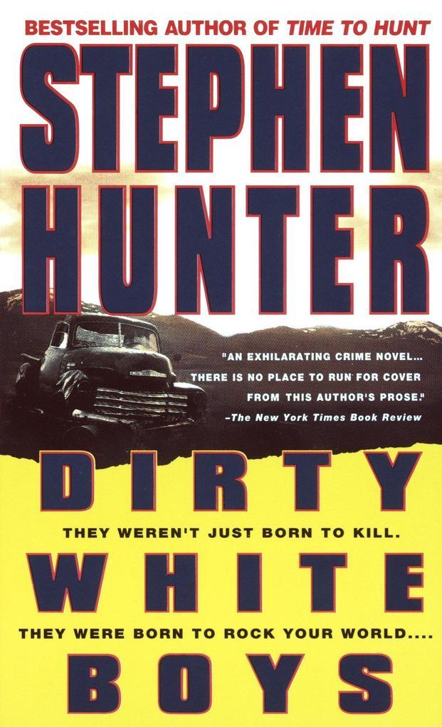 Dirty White Boys als Taschenbuch