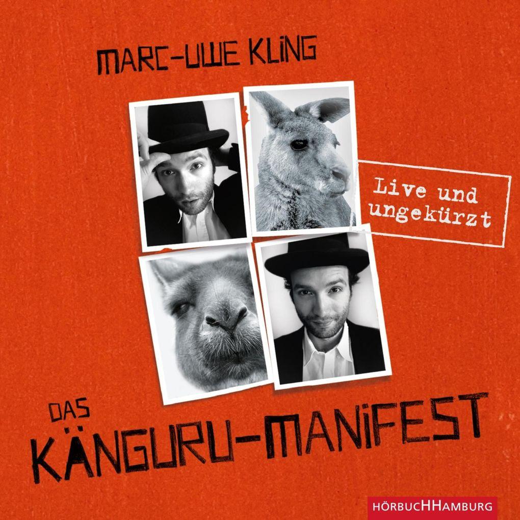 Das Känguru-Manifest als Hörbuch Download