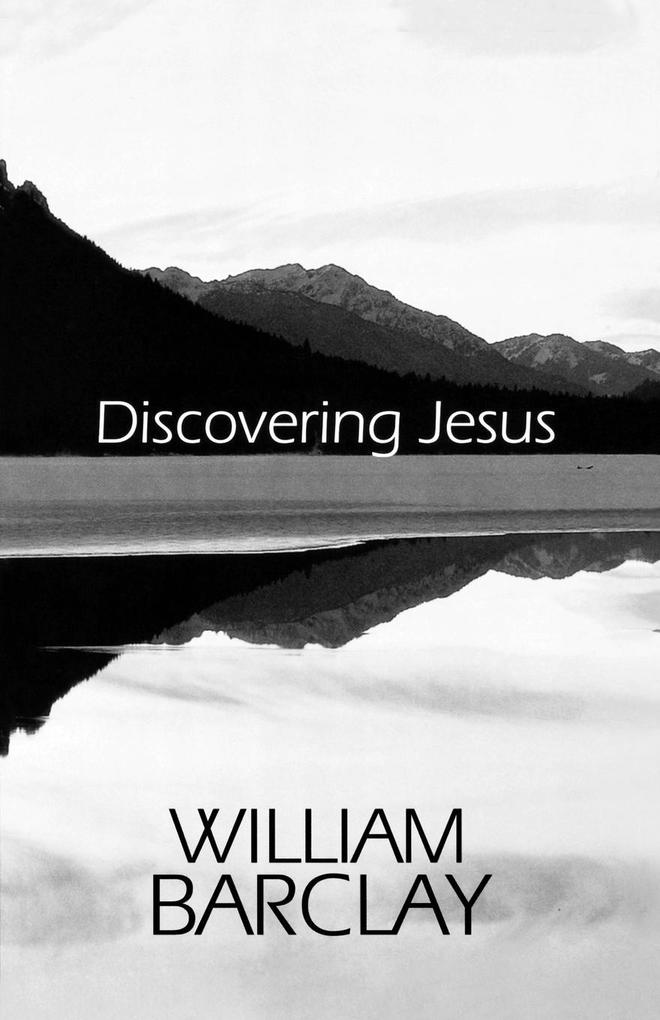 Discovering Jesus als Taschenbuch