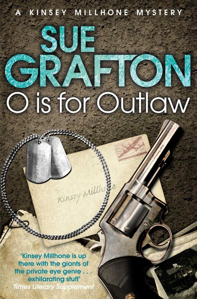 O is for Outlaw als eBook