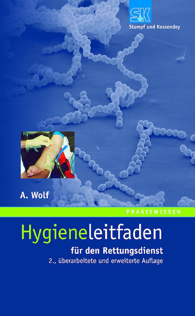 Hygieneleitfaden für den Rettungsdienst als eBook