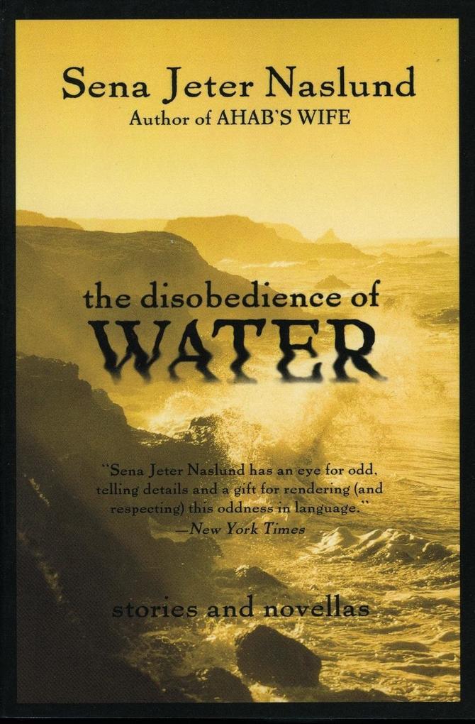 The Disobedience of Water als Taschenbuch