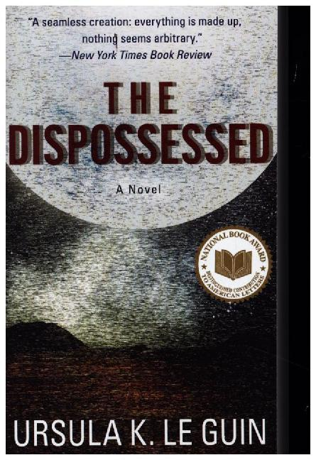 The Dispossessed als Taschenbuch