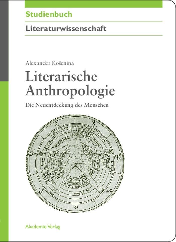 Literarische Anthropologie als eBook pdf