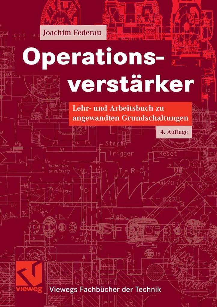 Operationsverstärker als eBook