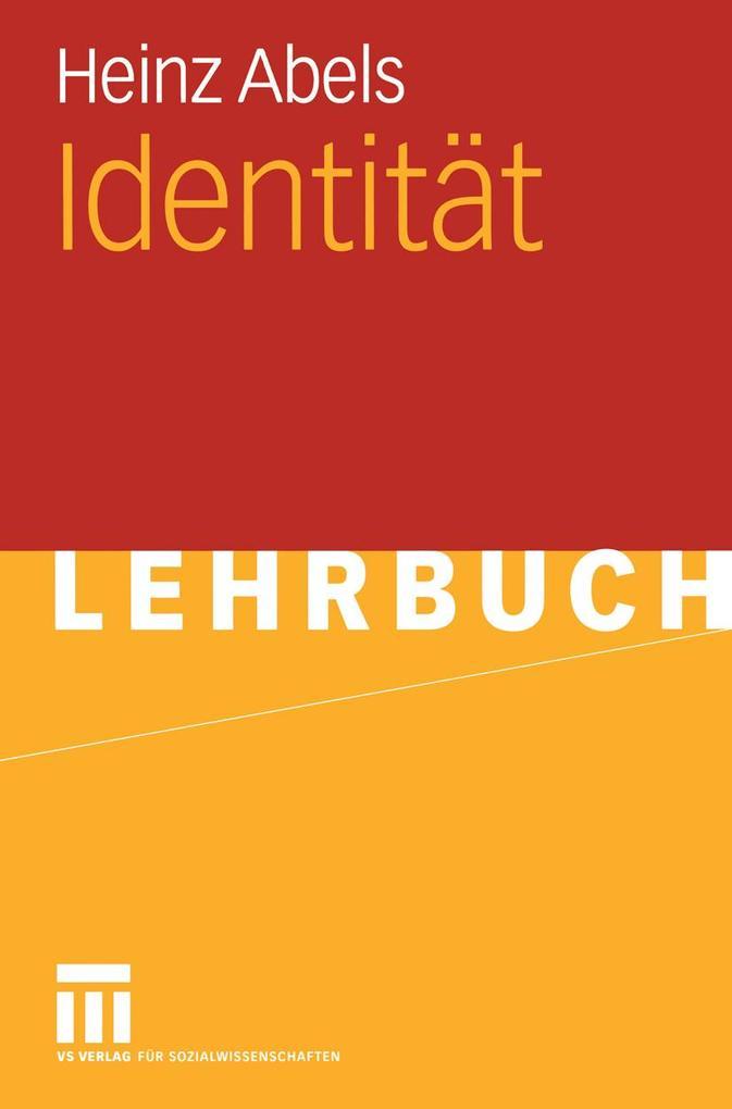 Identität als eBook
