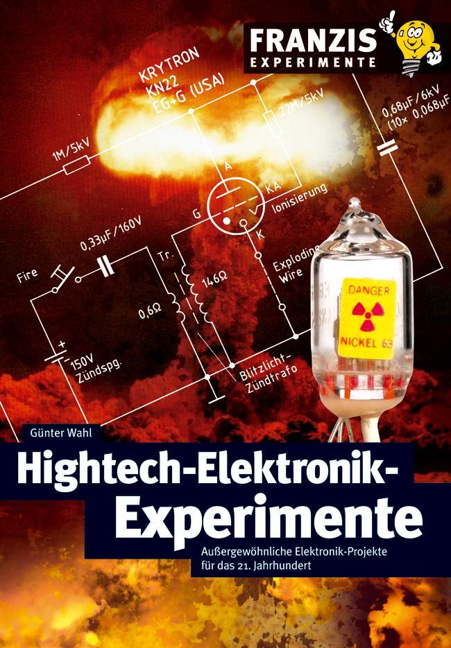 Hightech-Elektronik-Experimente als eBook