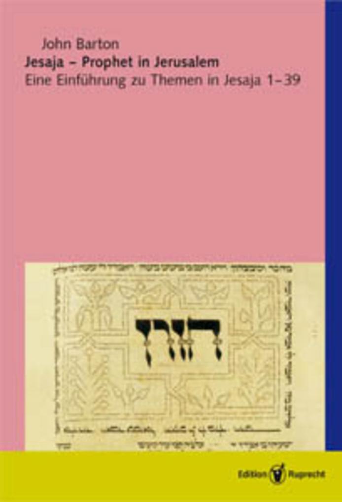Jesaja - Prophet in Jerusalem als eBook